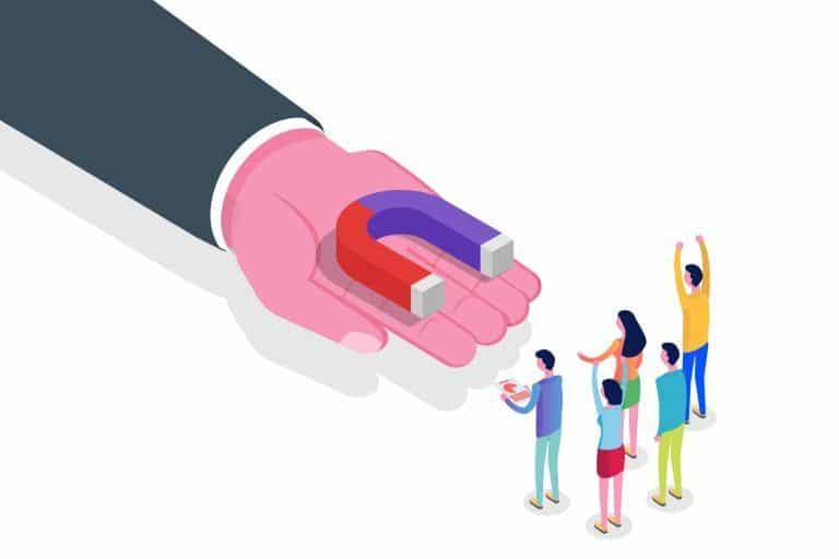 ventajas del inbound marketing o marketing de atracción