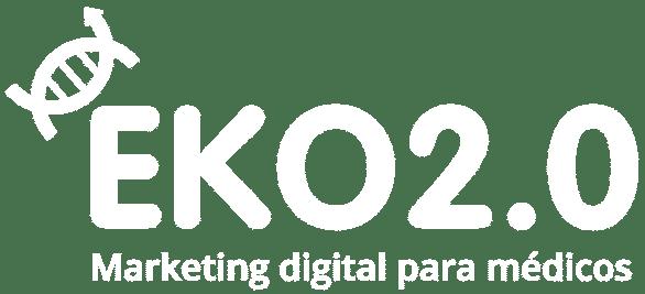 Logo Eko 2.0 blanco transp
