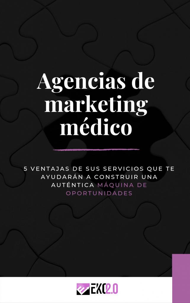 Ebook agencias de marketing médico