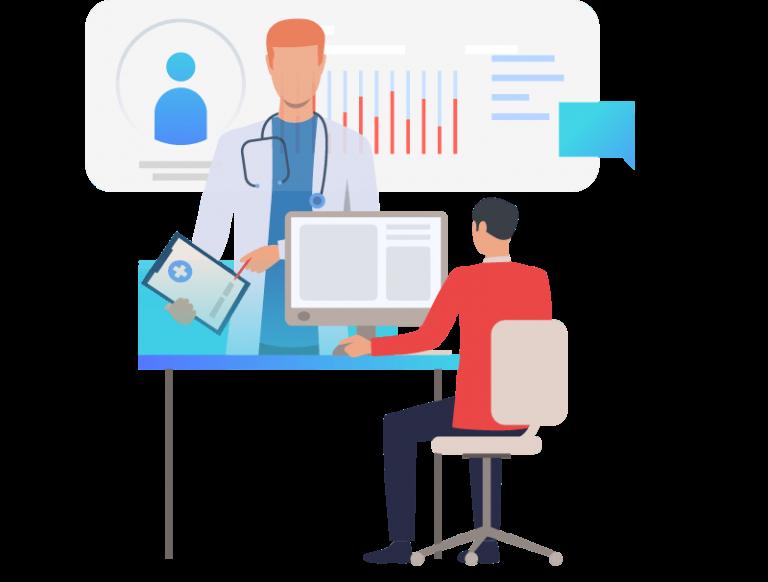 Diseño web para clínicas privadas