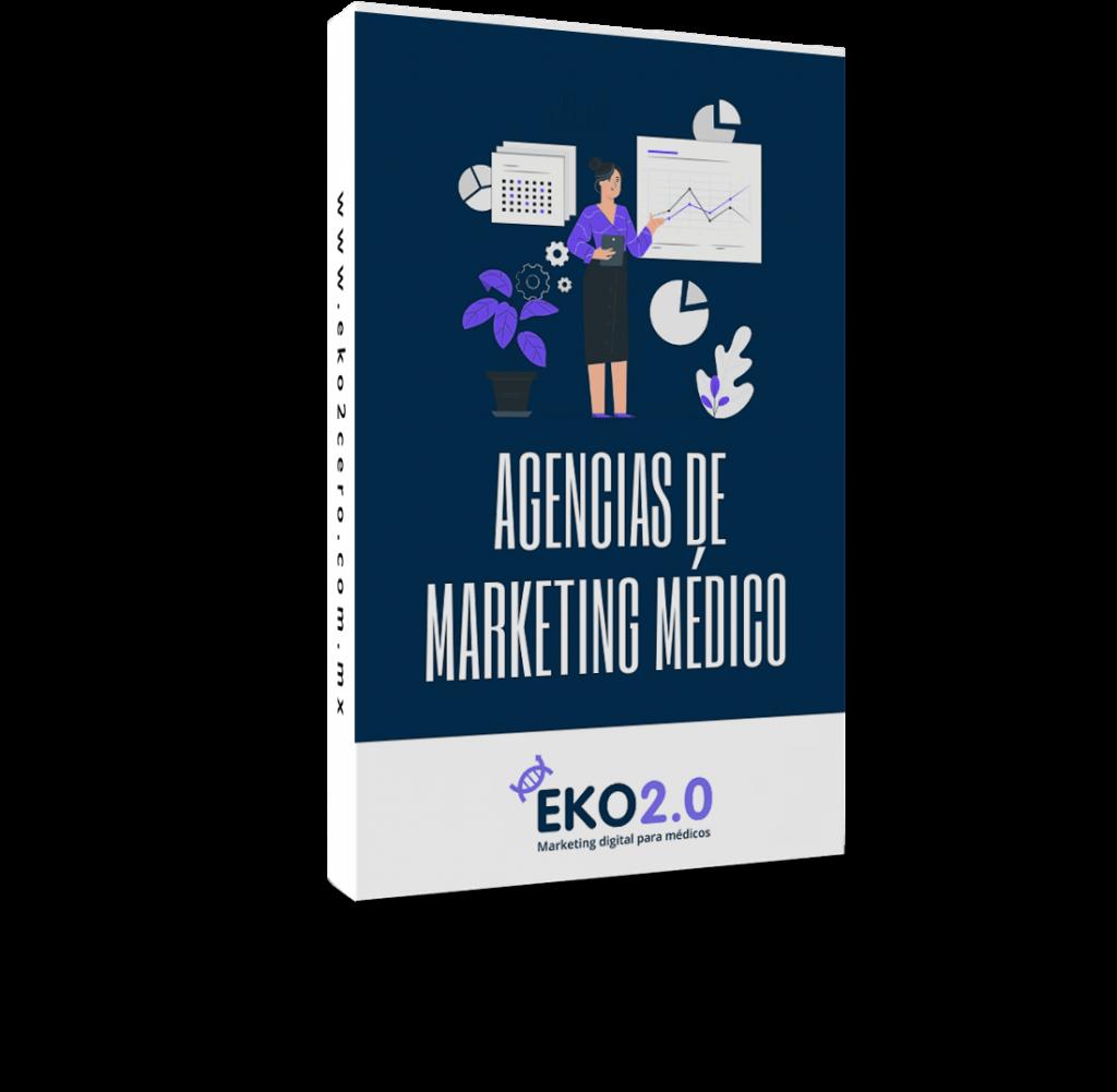 Ebook agencias de marketing médico portada tr
