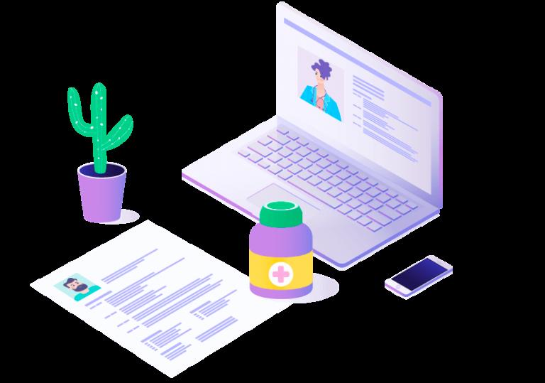 Diseño web para médicos