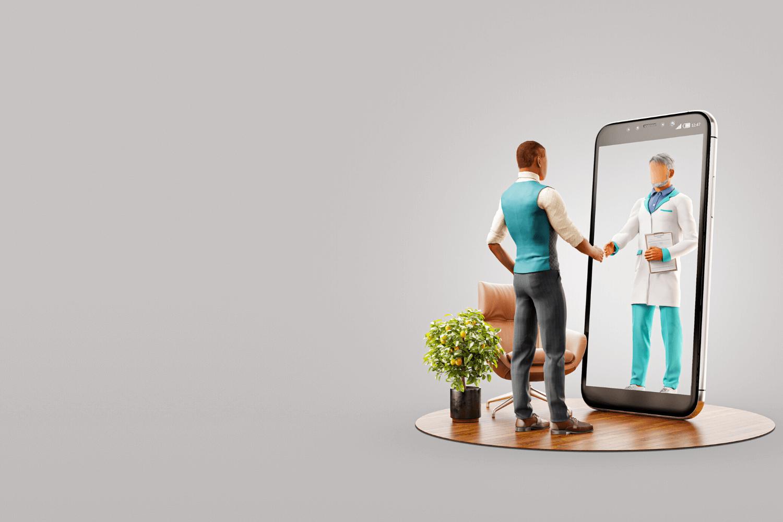 Páginas web para médicos