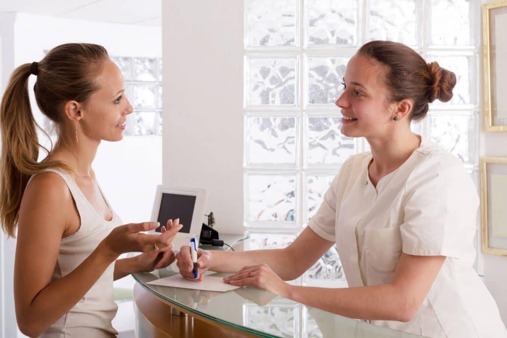 Experiencia del paciente en consulta