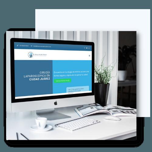 Diseno de paginas web medicas para clinicas