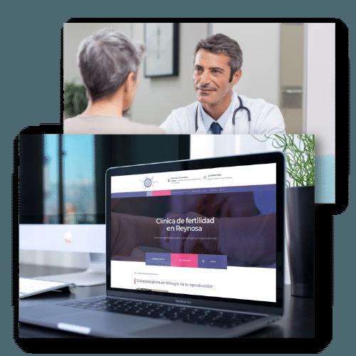Diseno de paginas web medicas para especialistas