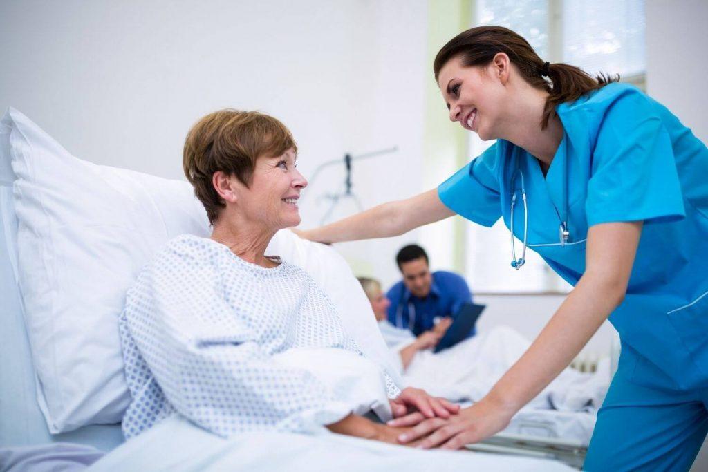 atencion al paciente