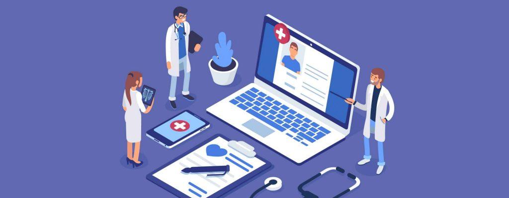 Diseño de páginas web médicas y sus beneficios